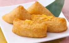 Yuzu flavored Inari-age (triangle, tawara shape)の詳細画像1